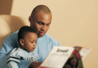 in the city africa - Essential fatherhood experiences for Lagos men